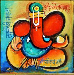 Ganesha | Ganapati | Pinterest | Ganesha, Ganesh and Paintings