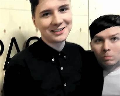 Phil Dan Boyfriend Lester Protective Asf Married