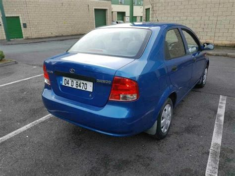 2004 Daewoo Kalos For Sale In Blanchardstown, Dublin From
