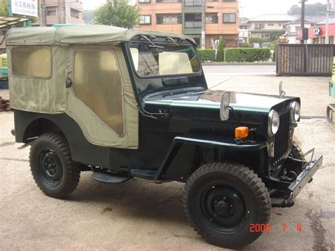 mitsubishi jeep mitsubishi jeep classic 1971 used for sale