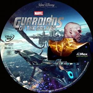 Guardians of the Galaxy - DVD Covers & Labels by CoverCity