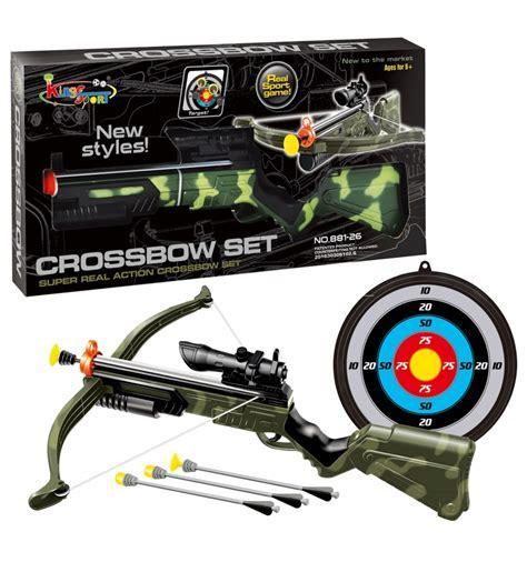 Kids Crossbow Set   Practice Archery Skills