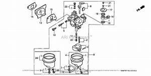 Honda Engines Gxh50 Qxa Engine  Jpn  Vin  Gcal