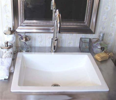 Ravine Self Rimming Sink   Sinks Gallery