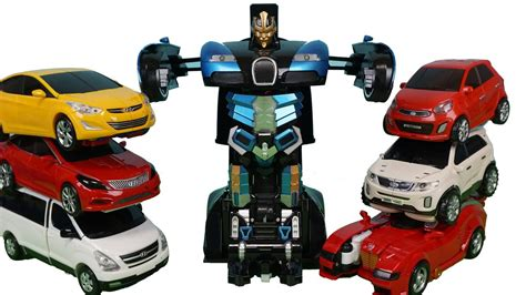 트랜스포머 부가티 변신 무선조종 rc카 또봇 헬로카봇 충돌놀이 transformers rc car