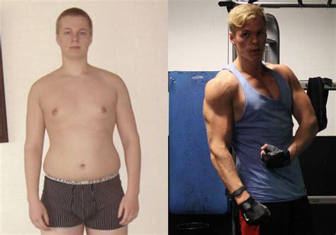 year skinny fat transformation