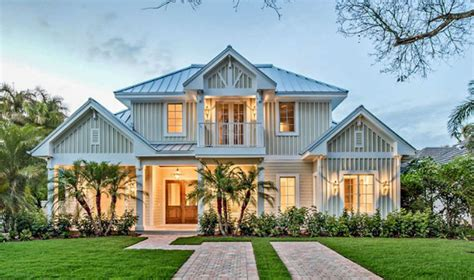 Gorgeous Florida Home Plan  66331we  Architectural