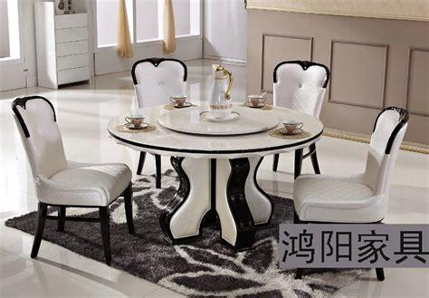 ikea blanc 224 manger en marbre table ronde table tournante