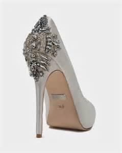 Badgley Mischka Bridal Shoes - Belle The Magazine
