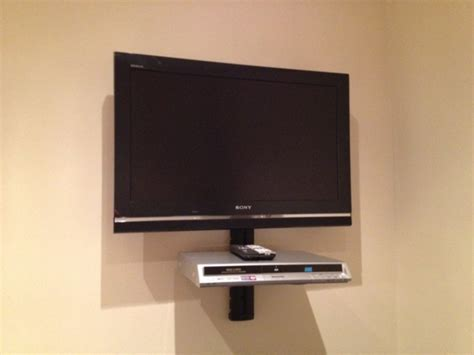 Wall Mount With Shelf with best tv wall mount shelf loccie better homes