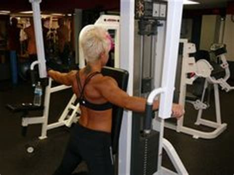 rear pec deckbent lateral raises decks workout and articles on