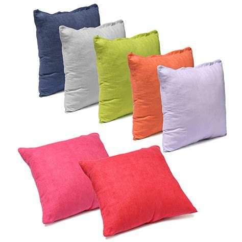 Futon Chair Cushion Covers by 45x45cm Suede Pillow Cases Bed Sofa Cushion Cover 7