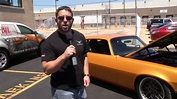 Jared Zimmerman of Car Fix Shows Off the Custom '71 Camaro ...