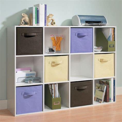 Closetmaid Cubeicals 12 Cube Organizer - closetmaid 12 cube organizer white walmart