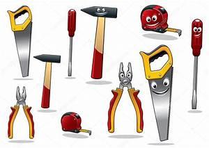 94 Outil De Bricolage : ensemble d 39 outils de bricolage dessin anim image ~ Dailycaller-alerts.com Idées de Décoration
