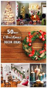 50, Best, Christmas, Decoration, Ideas, For, 2017