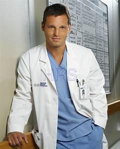 Justin Chambers -- Dr. Alex Karev on Grey's Anatomy ...