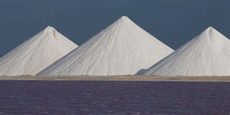 pyramid salt ls australia travel tales the salt pyramids of bonaire huffpost