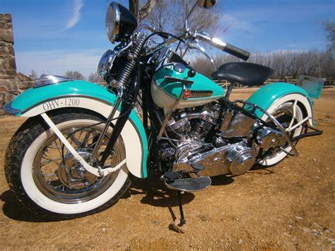 Harley Davidson F Knucklehead 1947