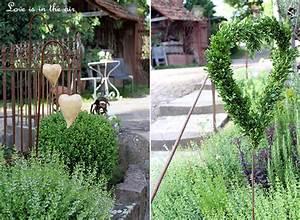 Landhaus Garten Blog : ein gartenhochzeit feiern ~ One.caynefoto.club Haus und Dekorationen