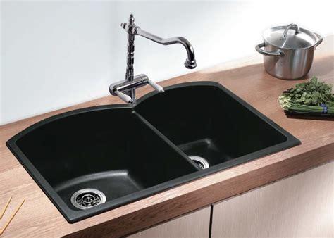 granite sink 60 40 greencastle cabinetry