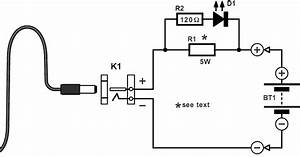 Circuits And Latest Projects  Nicd Battery Charger