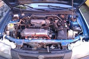 Mazda 323p Probleme Motor    52735