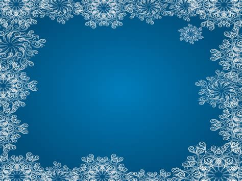 Border Snowflake Background Clipart by Clip Border Free Search Craft