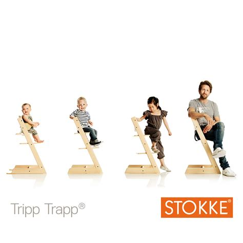 Chaise Tripp Trapp by Chaise Haute B 233 B 233 233 Volutive Tripp Trapp Naturel De Stokke