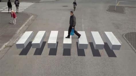 cuisine bernard l œil du web l islande teste des passages piétons 3d pour faire ralentir les automobilistes