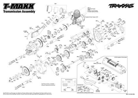 Traxxa T Maxx Steering Diagram by Cars Trucks Replacement Parts Traxxas Parts Nitro