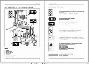 Komatsu Forklift Fb22 30h-3rs4024 Shop Manual - Homepage