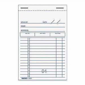 download invoice book staples rabitahnet With invoice pads staples