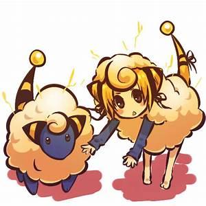 Mareep - Pokémon - Zerochan Anime Image Board