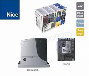 Nice Robus 400 : nice robus kit ~ Melissatoandfro.com Idées de Décoration