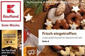 Kaufland Uelzen Angebote : kaufland prospekt kw 38 die lebkuchen sind los ~ Eleganceandgraceweddings.com Haus und Dekorationen
