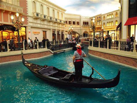 Gondola Boat Operator by The Gondola Blog The Quot Venetian Quot Gondola