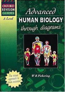 A-level Advanced Human Biology Through Diagrams  Oxford Revision Guides