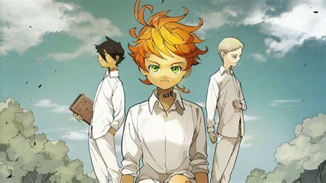 Yakusoku No Neverland The Promised Neverland Anime