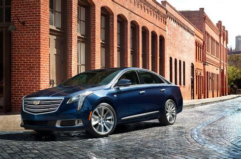 2018 Cadillac Xts Now Looks More Like The Ct6