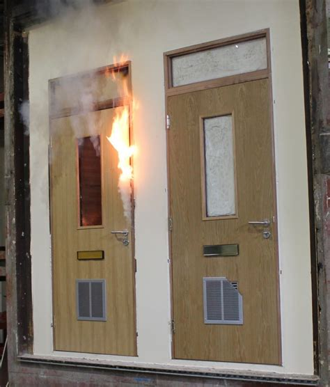 fire door compliance  essentials specfinish magazine