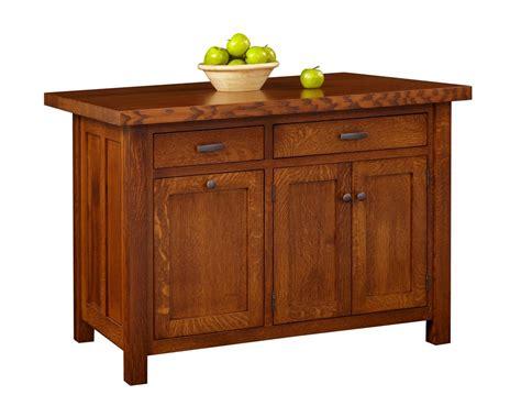 amish furniture kitchen island amish kitchen islands in pa and nj homesquare furniture 4051