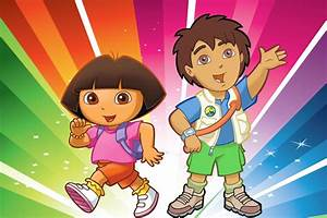 Dora and Diego wallpapers see a picture