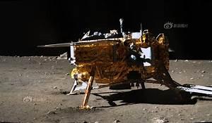China's Yutu Moon Rover and Chang'e-3 Lander - Gallery of ...