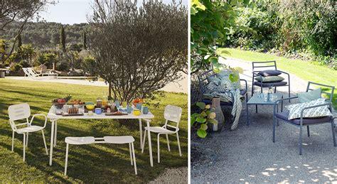 maisons du monde 32 ambiances outdoor à découvrir maison du monde salon de jardin en resine ciabiz com