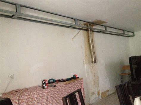 faire un plafond en placo tableau isolant thermique