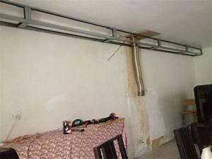 Comment Faire Un Plafond En Placo : faire un plafond en placo tableau isolant thermique ~ Dailycaller-alerts.com Idées de Décoration