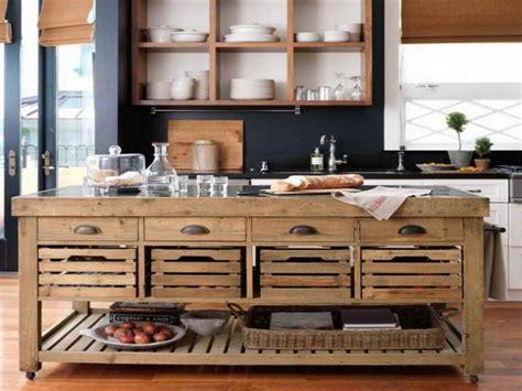 Original Antique Kitchen Island  Kitchen Design Ideas Blog