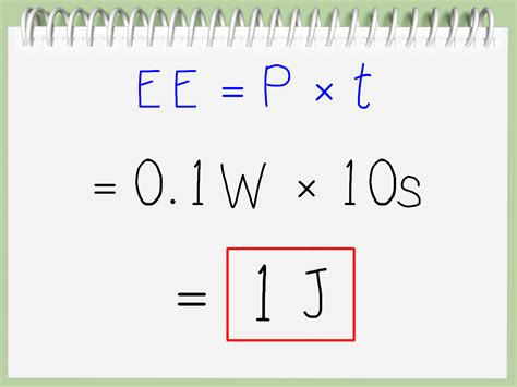 5 Ways To Calculate Joules
