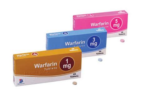 opinions on warfarin